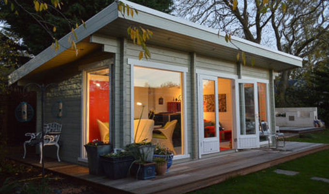 Casas de madera heidi de 43 m2 daype online - Maderas daype ...