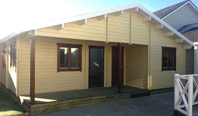 Casas de madera daype online - Maderas daype ...