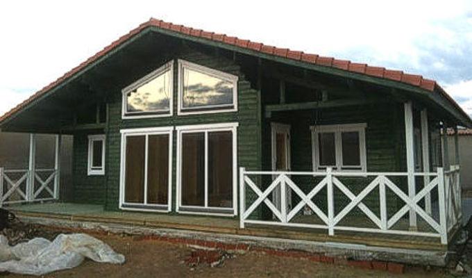 Casas de madera daype online - Casas de madera madrid ...