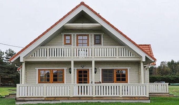 Casas de madera Torrevieja de 129 m2.   Daype Online